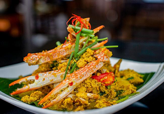Seafood Dish by Dee Plee Phuket